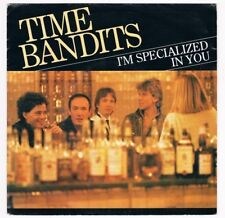 "Time Bandits (NL Popgruppe) - I'm spezialized in you / Ginny /7"" Single von 1982"