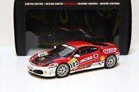 1:18 Elite Ferrari F430 Challenge *EURO Champ* #102 NEW bei PREMIUM-MODELCARS