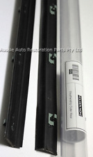 HOLDEN HQ, HJ, HX, HZ WEATHER BELT SEAL STRIPS REAR OUTER PAIR LEFT AND RIGHT