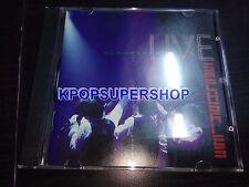 Sechskies Live Concert CD Great K-POP KPOP Sechs Kies Rare Out of Print