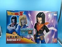 figurine model kit bandai rise dragon ball Z android # 17