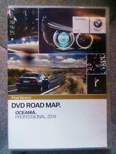 NEW BMW GENUINE NAVIGATION DVD CD GPS LATEST MAP AUST/NZ SOFTWARE DISC RRP $400!