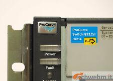 HP ProCurve Switch 8212zl Switch (J8715A) (J8715B) (J9091A) 2x J9092A 2x J9093A