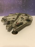 Micro Machines Star Wars Action Fleet [SHIPS] Millennium Falcon V1Battle Damage
