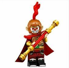 Lego71025 Minifigure Monkey King,  two faces! new sealed!
