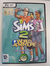 The sims 2 world adventure - PC