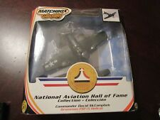 MATCHBOX AVIATION COLLECTIBLE GRUMMAN PLANE NIB F6F 5 HELLCAT