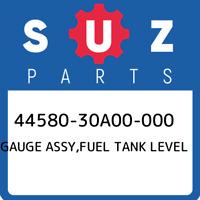 44580-30A00-000 Suzuki Gauge assy,fuel tank level 4458030A00000, New Genuine OEM
