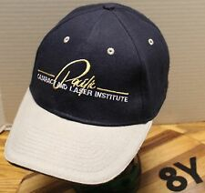PACIFIC CATARACT AND LASER INSTITUTE HAT BLUE & GRAY ADJUSTABLE VERY GOOD COND