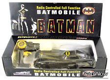 RC BATMOBILE MATSUSHIRO 1989 Batman Radio Controlled Dark KnightCar DC 1980s