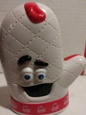 Arby's 2004 OVEN MITT FORTUNE TOY advertising VINTAGE