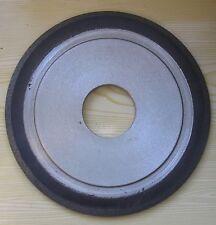 Diamond wheel Resin bond 14EE1 125 - 35 L160/125 micr 2-sided conical profile .
