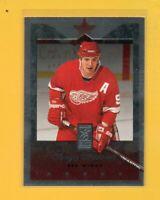 3929 1995-96 Donruss Elite Die Cuts Uncut #53 Sergei Fedorov RED WINGS BK$12.50
