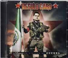 CD - Regulo Caro NEW Amor En Tiempos De Guerra 18 Tracks FAST SHIPPING !