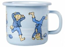 Enamel Mug Emil Blue 0.25 L Muurla