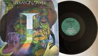 LP Jasper Liberation (re Absinthe Records 520 - Still Sealed