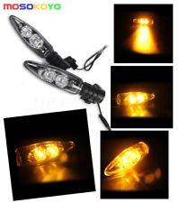 LED Rear Turn Signal Light Lamp Indicators For BMW R1200 F700 F800 S1000R HP4