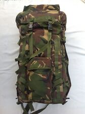 NEW!!! British Army Rucksack & Frame Long Convoluted DPM IRR 90L Backpack Bergen