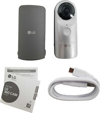 LG 360 Degrees CAM 16MP Spherical Gear VR G5 Friends Camera 3D 2K Video LG-R105
