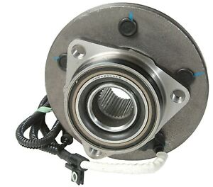 Front Hub Bearing Assembly 00-04 Ford F150 Pick-up