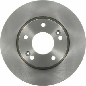 TRW Brake Rotor Front DF4283S fits Hyundai Coupe 2.0 FX (RD)