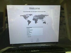 "Apple MacBook Pro A1278 13.3"",  Laptop Late 2011/Beg 2012)"