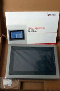 TELENOT Touch-Bedienteil BT 800 aP ** NEU *