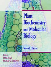 Plant Biochemistry and Molecular Biology, 2nd Edition-ExLibrary