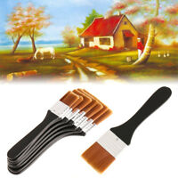 Gouache Acrylic Painting Brush Cleaning Brush Oil Brush Painting Art Supplies~