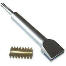 ARMEG SDS Plus 40mm Masonry Brick/Block Scutch Comb Holder Chisel,SDS+,G150B4SCH