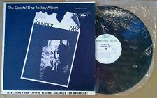 CAPITOL DISC JOCKEY ALBUM - JAN. '67 - V.A. LP - D.McCALLUM, W. NEWTON, L.RAWLS