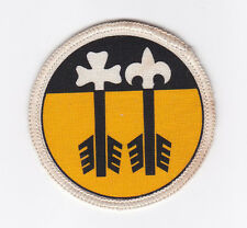 SCOUT OF FINLAND -  FINNISH SCOUTS POHJOIS-SAVON Patch
