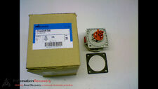 COOPER CROUSE-HINDS CH420R7W RECEPTACLE 20A/16A-7H 480V, NEW #154359