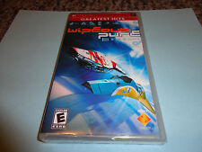 WipEout Pure  (PlayStation Portable, 2005) new