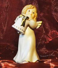 Goebel Engel Kling Glöckchen champagner - passend zum Engelstor 8 cm
