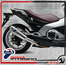 Termignoni H105080iCi - Honda NC 700 Integra 12> Scarico Inox Omologato 80dB