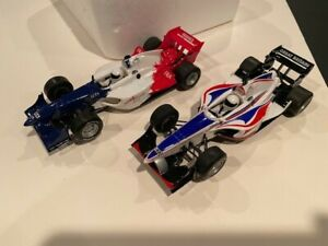 Scalextric Digital Formula 1 Cars Set Used, (2 Cars)