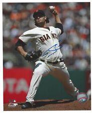 Josh Osich San Francisco Giants Autographed 8x10 photo Home Shot Front View