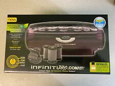 INFINITIPRO BY CONAIR Instant Heat Ceramic Flocked Rollers 20 Count
