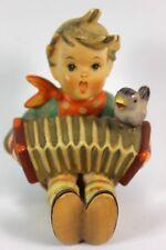 """Vintage Goebel """" Let'S Sing """" #110/0 Tmk-4 3 Line 3 1/4"""" Porcelain Figure"""