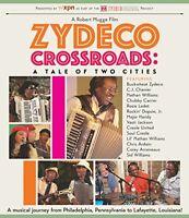 Zydeco Crossroads: A Tale Of Two Cities [Blu-ray] [DVD][Region 2]