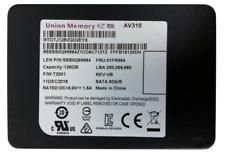 "NEW Union Memory AV310 2.5"" 128GB Solid State Drive, for HP Dell Lenovo etc."