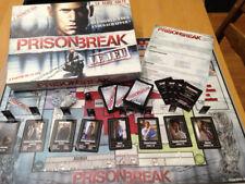 jeu de société : PRISON BREAK