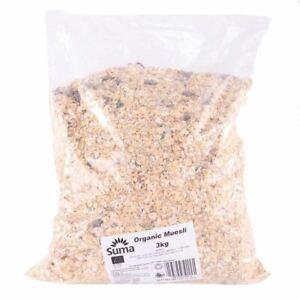 Suma Bulk Muesli - Organic | Muesli - organic | 3 kg