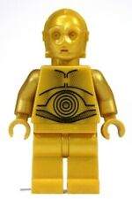 Lego Star Wars C-3PO sw0161a (From 10188) Droid Droïde Minifigure Figurine New