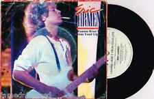 "ERIC CARMEN - I WANNA HEAR IT FROM YOUR LIPS - 7"" VINYL RECORD w PICT SLV 1984"