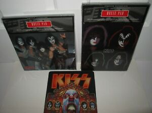 KISS MOUSE PAD SOLO FACES PSYCHO CIRCUS GENE SIMMONS OFFICIAL X3
