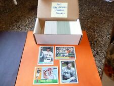 2017 Topps Archives, U-Pick 30, Complete Your Set