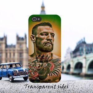 Conor McGregor MMA Boxing Phone Case Cover