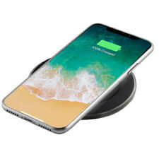 Premium Wireless QI Charger Charing Pad Universal For Qi Enabled iPhone Samsung